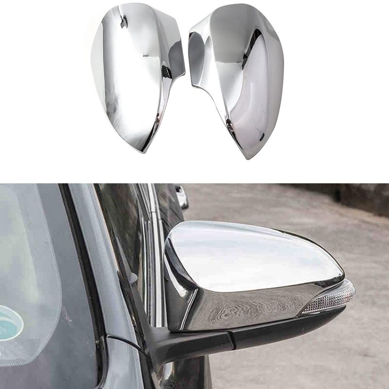 Abs Car Styling Rear View Mirror Protector Cover Trim For European
