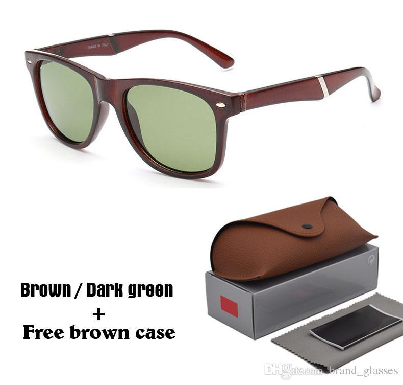 f9489adf35baf Großhandel Hochwertige Mode Männer Sonnenbrillen Marke Designer Outdoor  Sport Vintage Frauen Sonnenbrille Retro UV400 Brillen Mit Box Und Fällen  Von ...