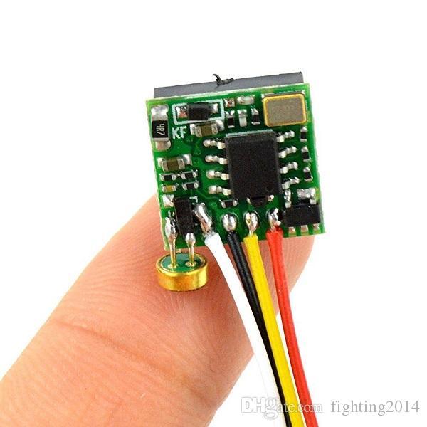 "700TVL 1 / 4"" CMOS Mini DIY Camera Home Security CCTV Camera Micro HD Video Audio Recorder Pinhole Camera NTSC/PAL"