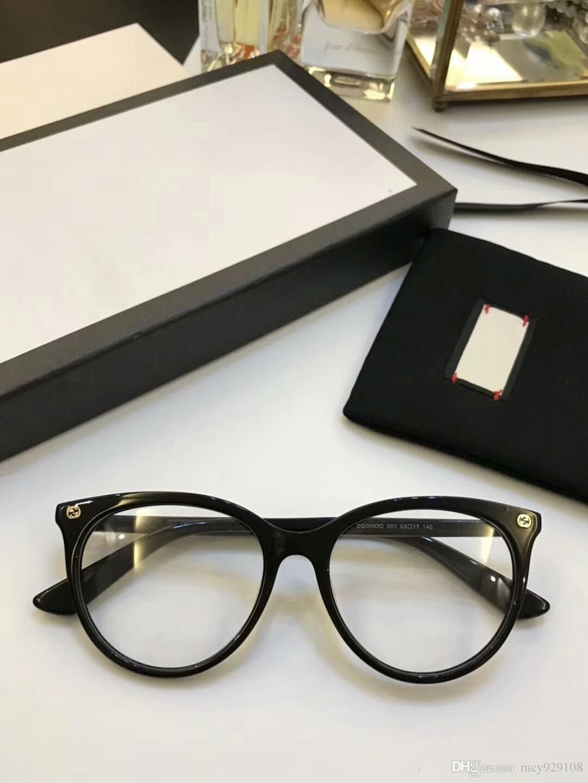 2018 New Eyeglasses Frame G0093 Spectacle Frame Eyeglasses For Men ...