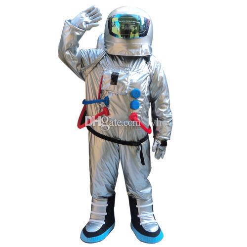 Spacesuit Spaceman Adult Mascot Costume Fancy Birthday Party Dress Halloween Carnivals Costumes With High Quality Movie Costumes Hollywood Costumes From ...  sc 1 st  DHgate.com & Spacesuit Spaceman Adult Mascot Costume Fancy Birthday Party Dress ...
