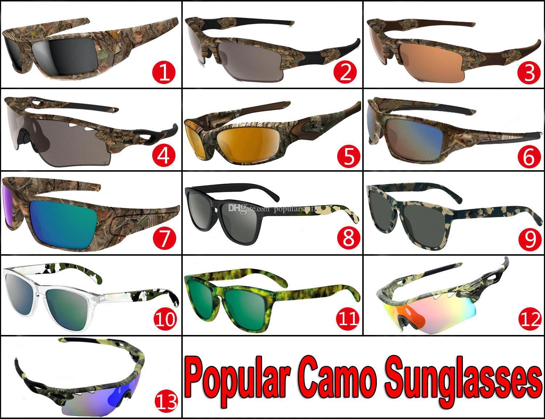 dbc1f7f8c7 Newest Camo Brand Designer Sunglasses Mossyoak Realtree Sunglasses For Men  And Women Eyewear Sun .