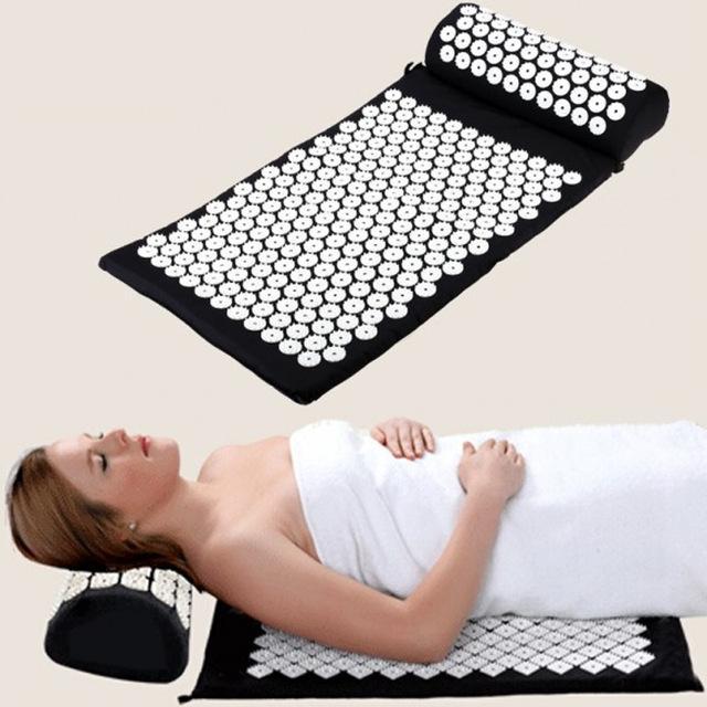 2017 Wholesale Yoga Massager Mat Acupuncture Health Care