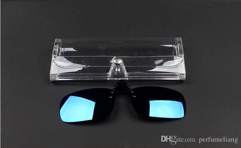 Occhiali da sole fashion Miopia Miopia Polarizzato Unisex Lente ultraleggera Su Occhiali da sole UV400 Occhiali di guida Con confezione ZA2907