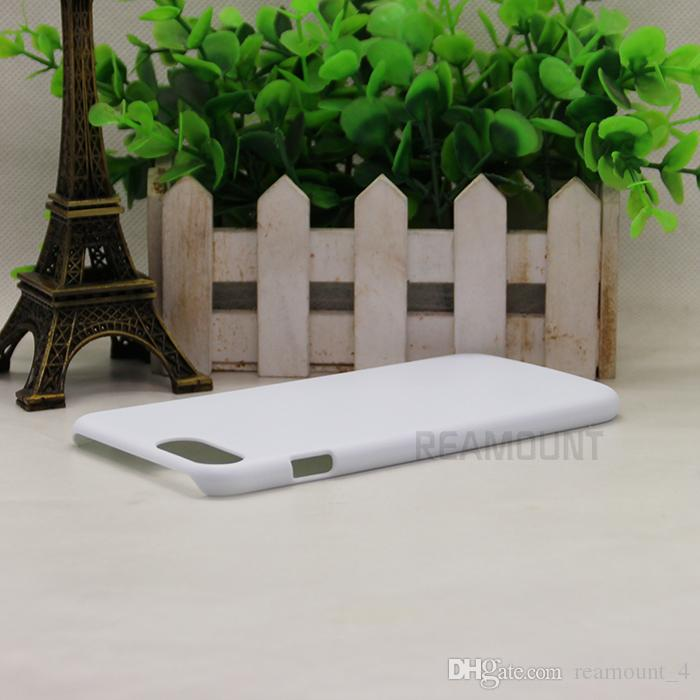 Toptan Boş 3D Süblimasyon PC Durumlarda iPhone 8 8 Artı Telefon Kılıfı için iPhone X Tam Alan Baskılı Telefon Kılıfı