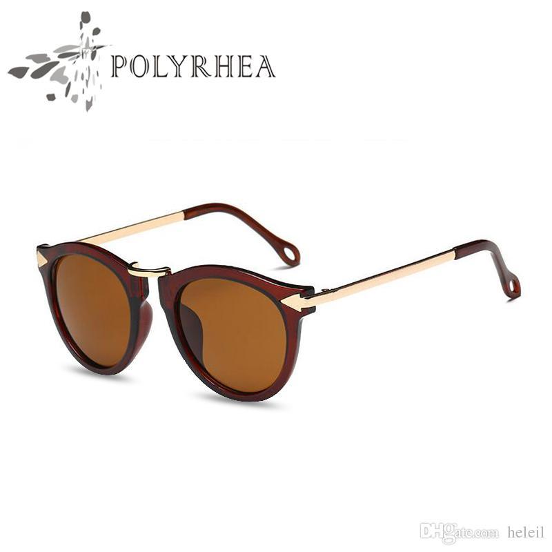 41c999f1465 Fashion Oval Polarized Women Sunglasses Summer Vintage Goggles Sun ...