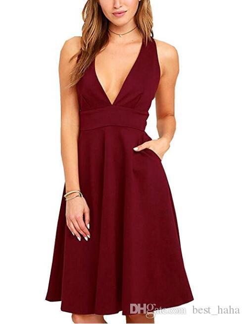15f7d12522b Women s Summer Dresses Short Sleeve Casual Shirt Mini Dress with ...