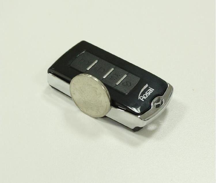 Miniauto-Schlüssel-Art Gleichgewicht elektronische Taschen-Digital-Gewicht-Skalen für Gold Sterling Silber Schmuck-Skala 200g 0.01g