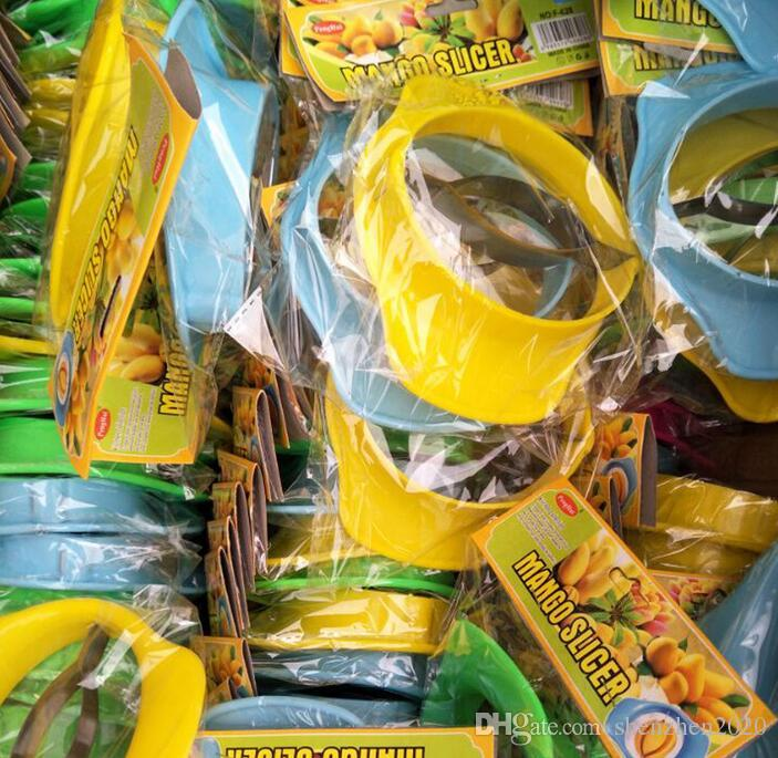 Pratico Spaccalegna Mango Utensile verdure Utensili pesche Pelapatate Trinciatrice Affetta Coltello Cucina Gadget Accessori Forniture Prodotti novità