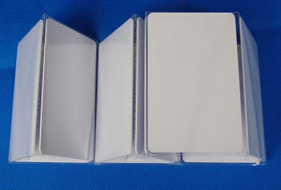 / ATMEL T5577 / T5557 vierge mince carte de proximité pvc réinscriptible RFID 125KHz