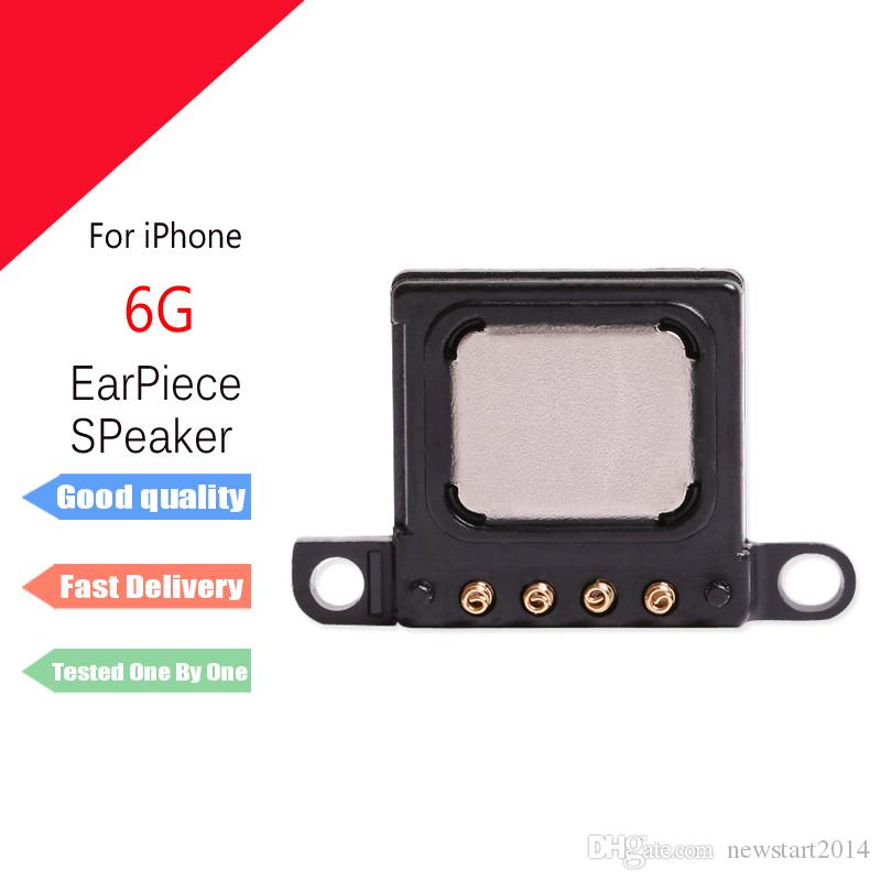 For iPhone 6 Front camera lex with Proximity Sensor + earpiece speaker with Metal bracket