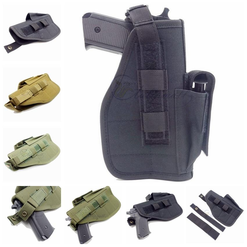 Tactical Pistol Holster Universal Belt Holster Waistband ,concealed carry  waistband holster Fits Right And Left Handed