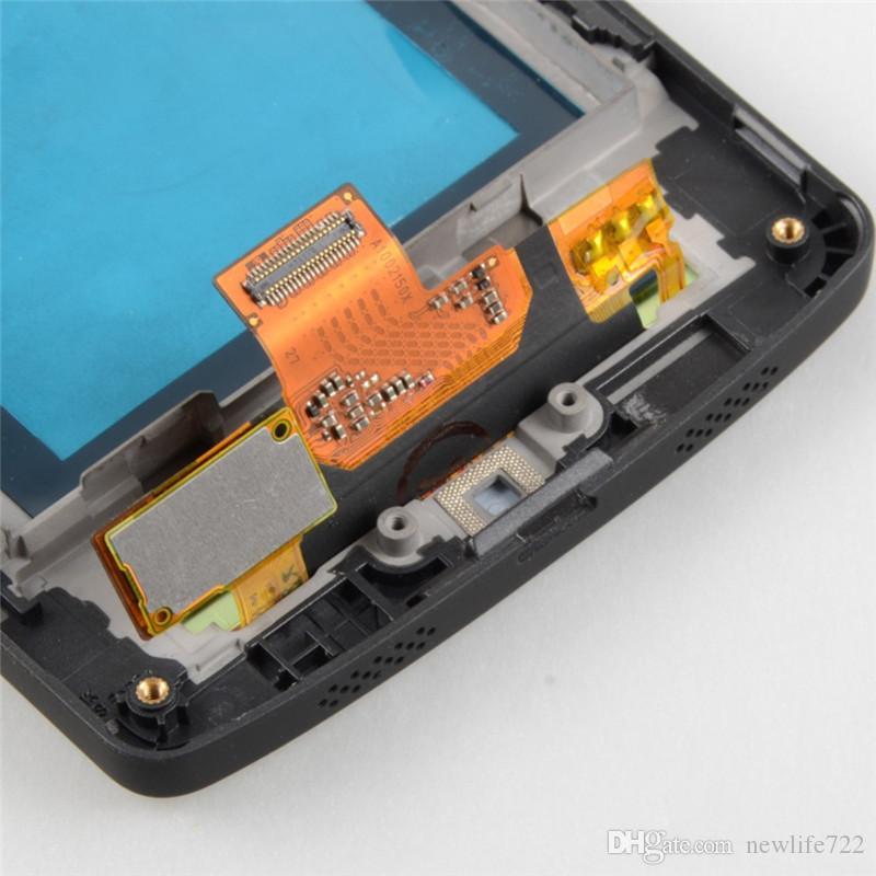 Гарантия 100% для LG Nexus 5 D820 D821 с сенсорным экраном с диагональю экрана + сборка оригиналов