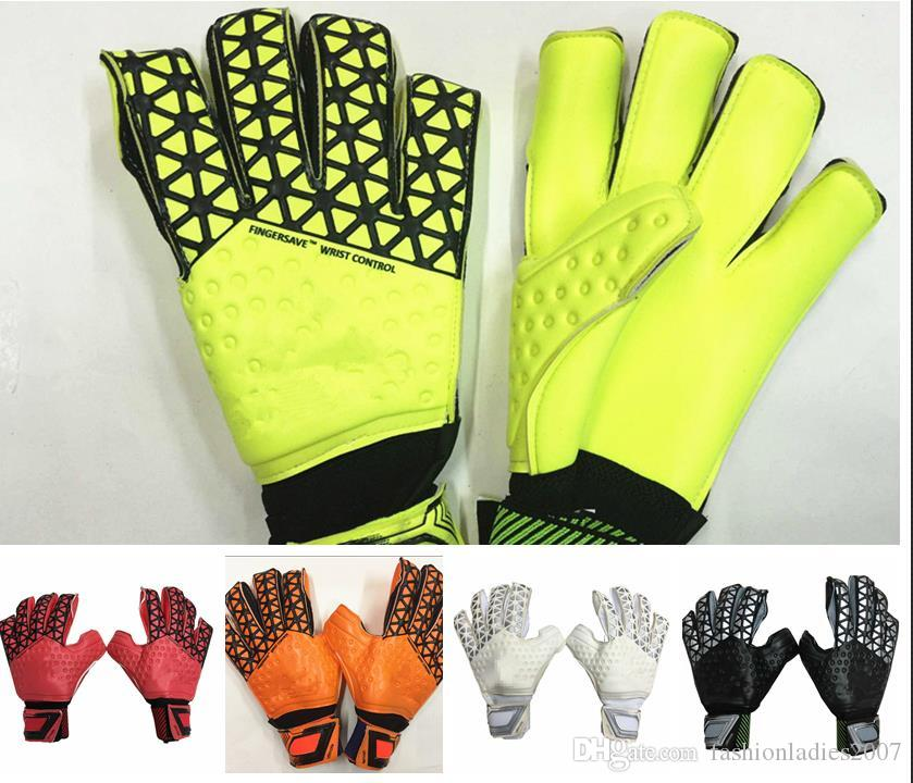 2019 Mens Soccer Gloves Finger Protection Latex Professional Goalkeeper  Gloves ADS Goal Keeper Gloves Soccer Goalie Soccer Glove G886 From  Fashionladies2007 ... 635e7d83d