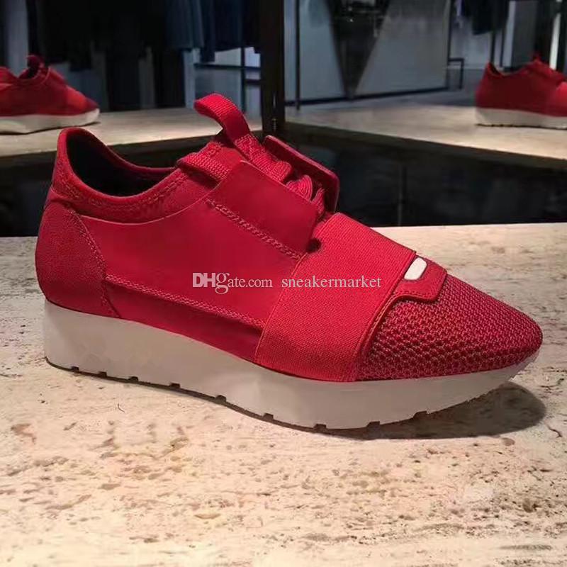 2020 scatola originale scarpe uomo casual corridore corsa della donna dei pattini confortevole a punta Low Cut New Color Mesh Trainer Formato dei pattini 35-46