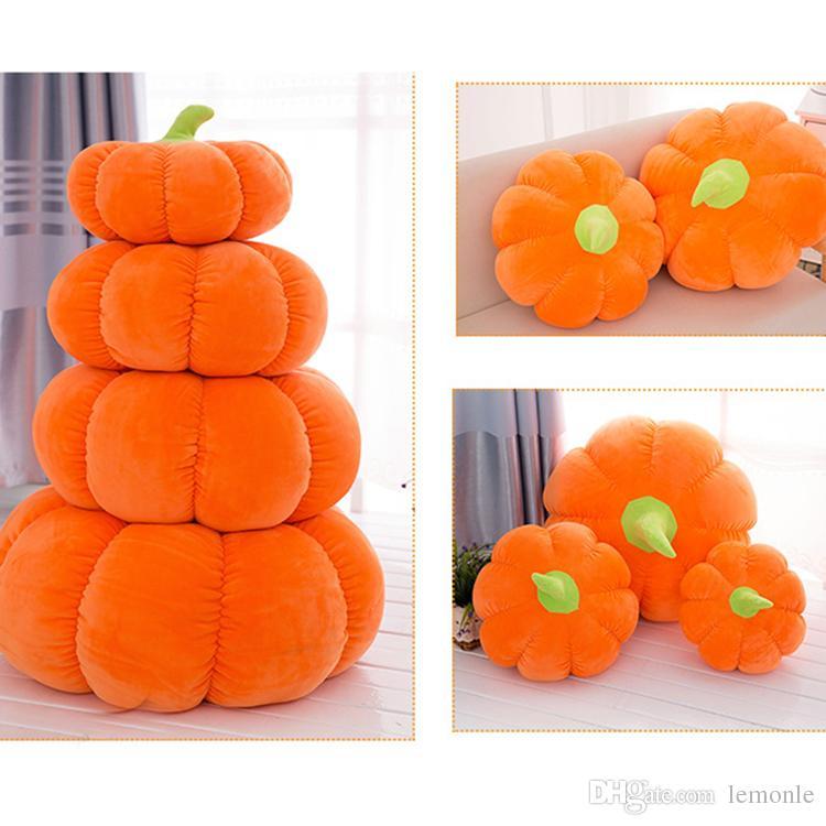 Cuscino peluche Cuscino decorativo Cuscino posteriore Cuscino vita Cuscini decorativi Hallowmas Decor 45cm