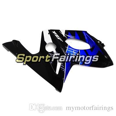 Fairings For Yamaha YZF600R Thundercat 97 98 99 00 01 02 03 04 05 06 07 1997 - 2007 ABS Plastic Full Fairing Kits Bodywork Blue Gloss Black