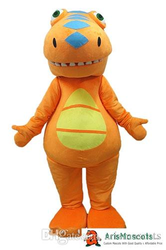 Am9240 Dinosaur Train Character Buddy Mascot Costume Fur Mascot Suit Cartoon Mascot Outfit Adult Fancy Dress Sports Mascot Costumes Bird Mascot Costume From ...  sc 1 st  DHgate.com : buddy the dinosaur costume  - Germanpascual.Com