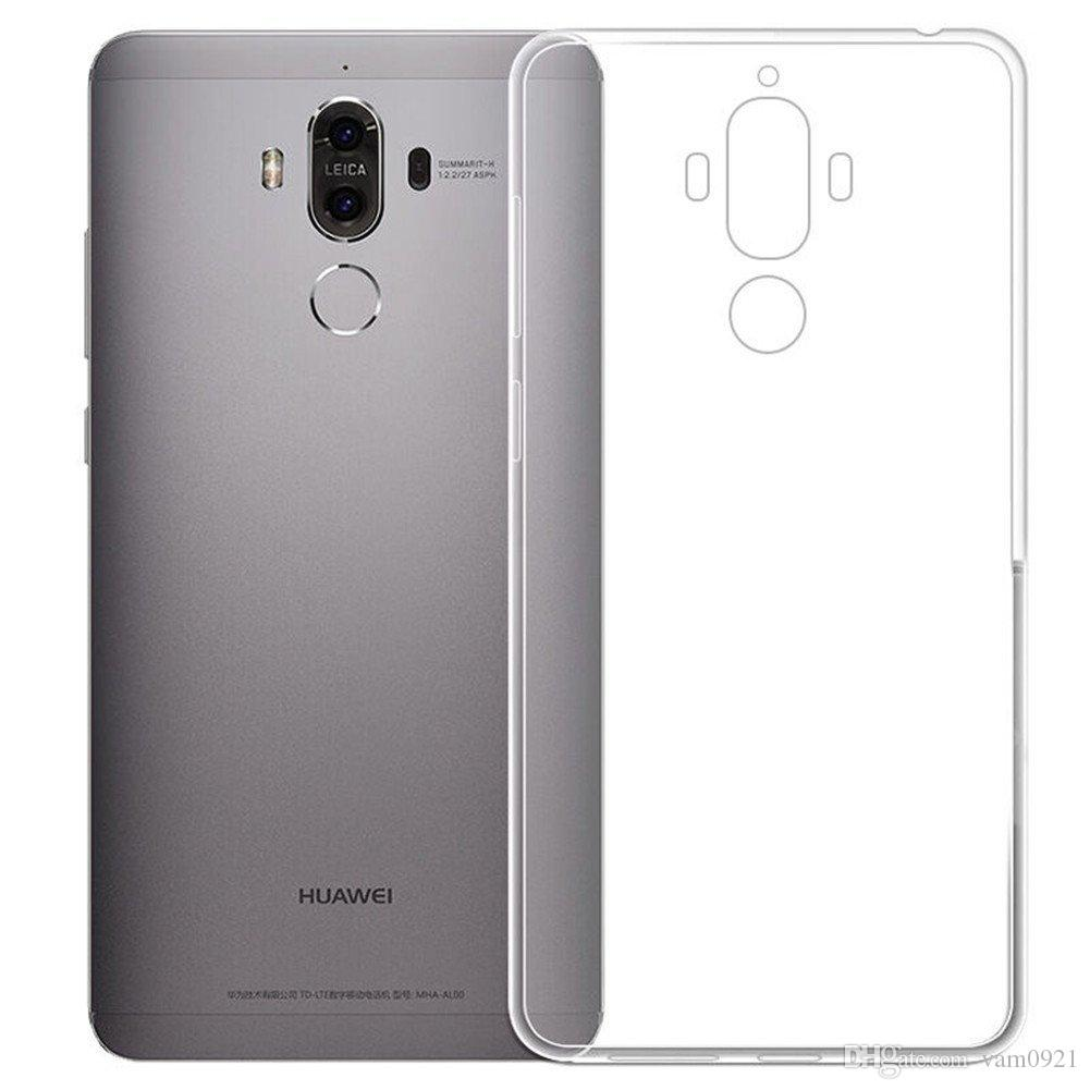 coque silicone huawei mate 9
