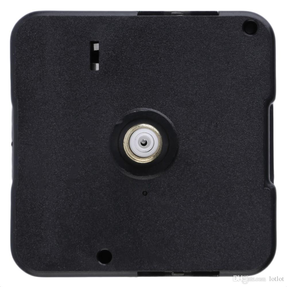 Plastic Shell Mute Hands Quartz Clock Movement Mechanism Repair Tool Parts Kit DIY Set Clock Parts Accessories
