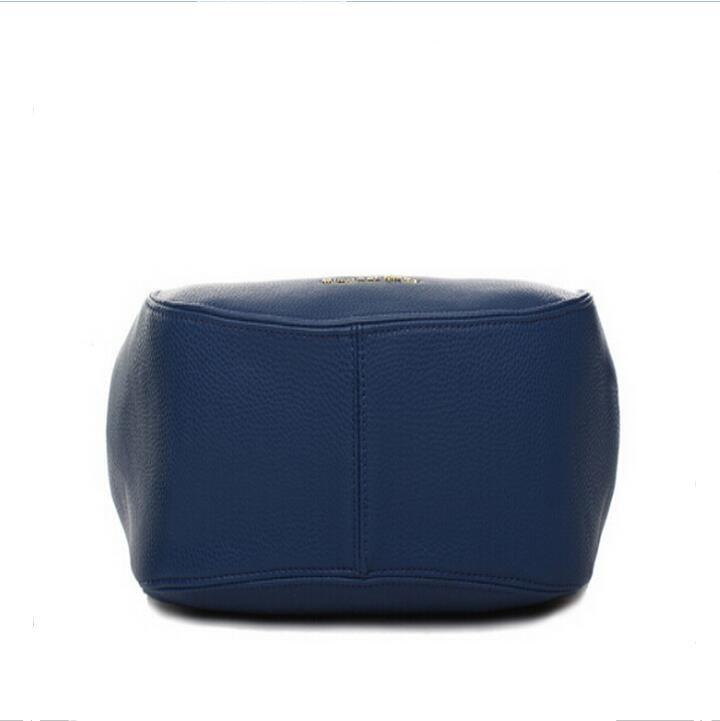 Envío gratis Mujeres MODA Bolsos de lujo cremalleras dobles mujeres famosas bolsas de diseñador de marca PU bolso de cuero 89015