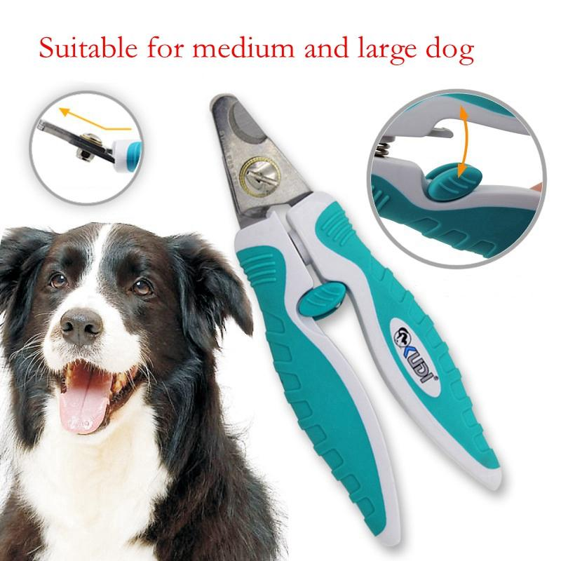 2018 Good Quality Dog Nail Clippers Cutter Pet Nail Scissors Hot ...