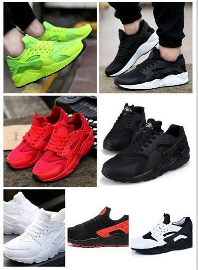 2018 Air Huarache Ultra Running Chaussures  Big homme Boys And Girls Noir