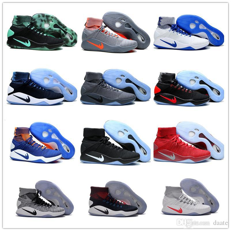 new product 2350e 25a7a ... coupon new arrival hyperdunk 2016 lapel paul george weaving mens  basketball shoes for top quality olympic