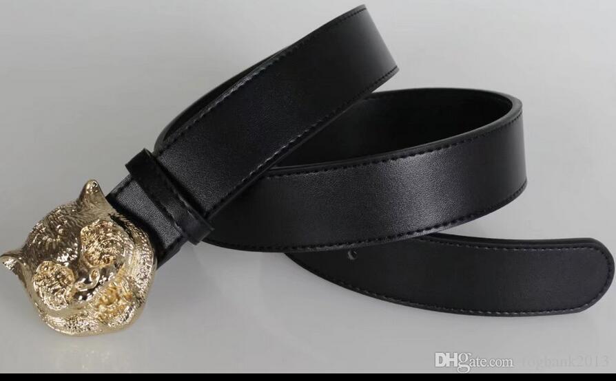 Высококачественные реальные кожаные мужские ремни роскошные роскошные ремни мода деловые повседневные ремни