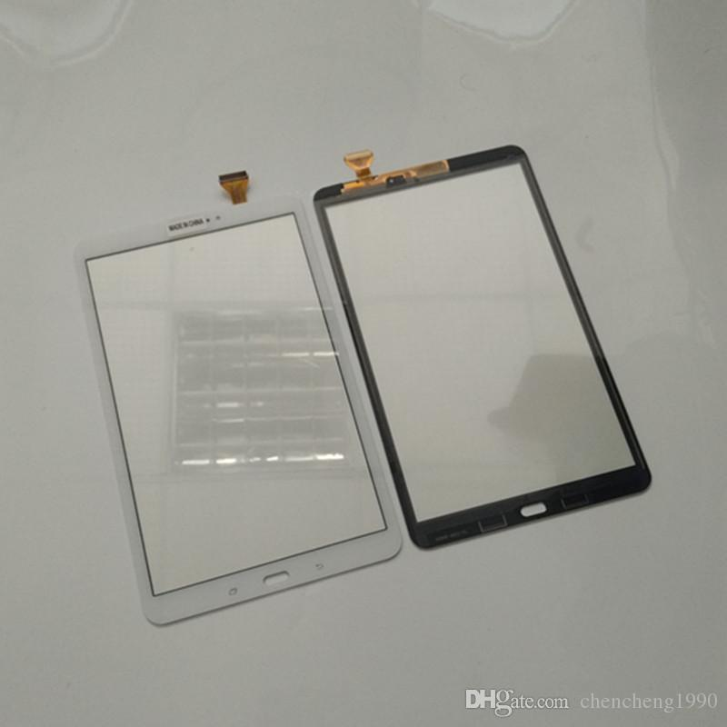 For Samsung Galaxy A Tab 10 1 Inch SM-T580 SM-T585 New Original A Touch  Screen Digitizer Replacement Black White Color