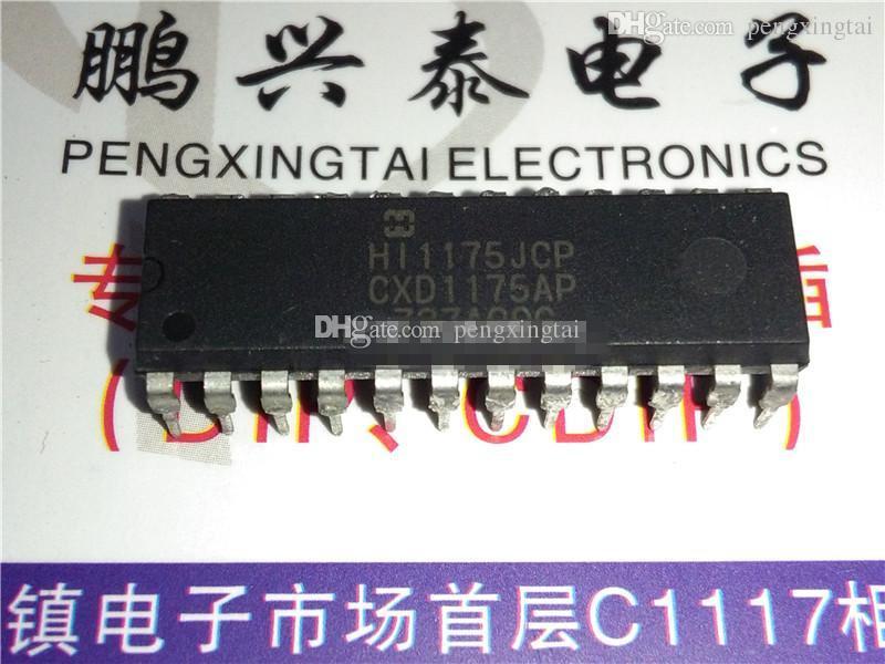 CXD1175AP   HI1175JCP / Analog-to-Digital Converter, 8-Bit / CXD1175   dual  in-line 24 pin dip plastic package , HI1175   PDIP24 / IC