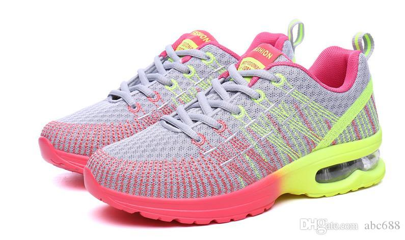 Us size:4.5-9 Women shoes white shoes New Arrivals fashion Breathable mesh casual shoes woman