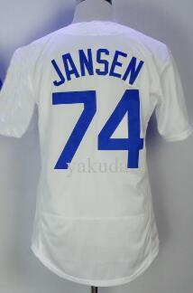 2018 NEW Various Training 74 JANSEN Baseball Jerseys,wholesale discount Cheap mens 35 BELLINGER 42 ROBINSON TOP Casual Sport Baseball Wear