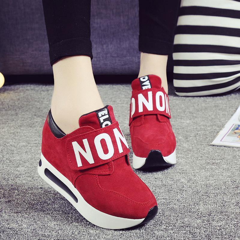 Compre Al Por Mayor 2018 Mujeres Harajuku Mujeres 2018 Casual Zapatos De Lona be59d6
