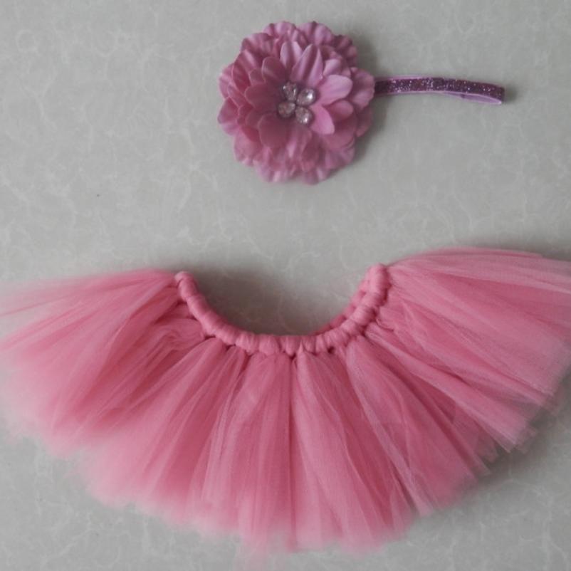 Wholesale- Baby Girls Tutu Dress Costume Newborn Photography Props ...