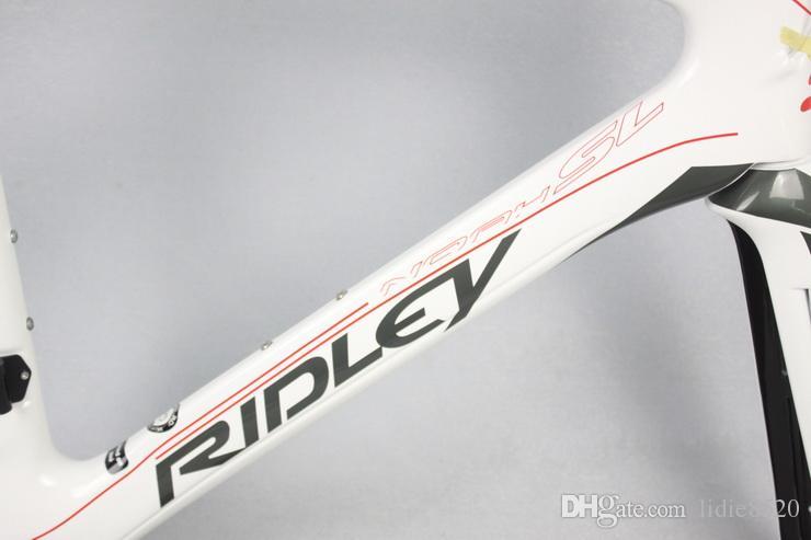 2017 2016 telaio da strada in carbonio da corsa in fibra di carbonio bici telaio con forcella reggisella freno manubrio bicicleta frameset