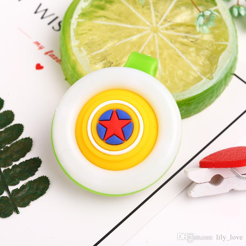DHL Factory direct sales: 2017 cartoon solid-state silicone mosquito button deduction, baby pregnant women anti-mosquito button