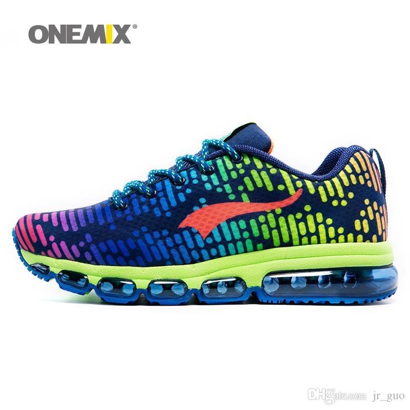 Womens Breathable Air Cushion Running Shoes Outdoor Trainer Athletic Sport Sneakers  6MOV3JX96