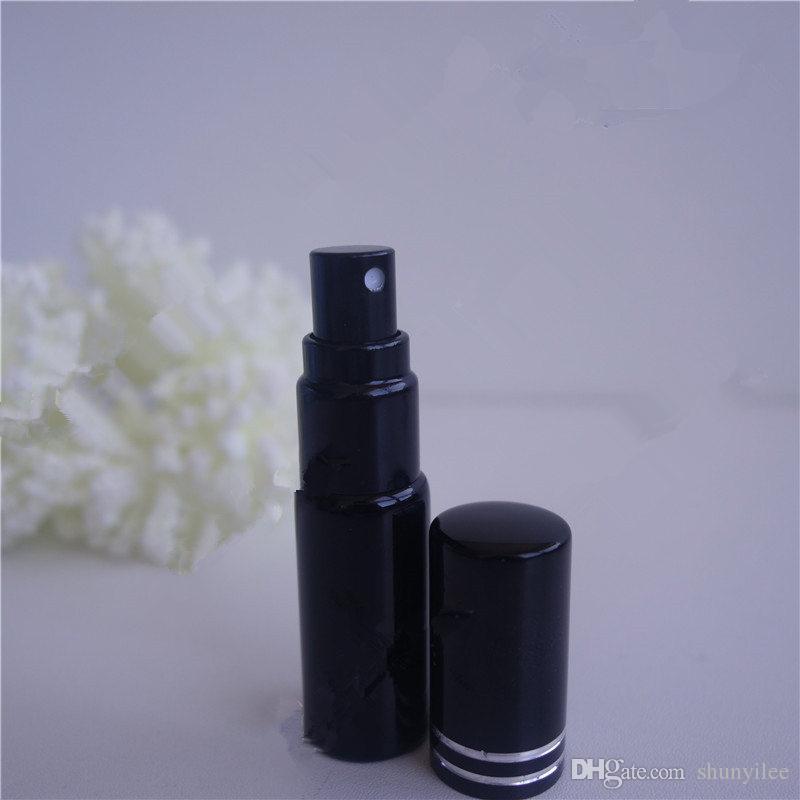 5ML 작은 향수 병 리필 가능 UV 유리 향수 분사기 스프레이 병 향기병 약병 빠른 배송 F20171561