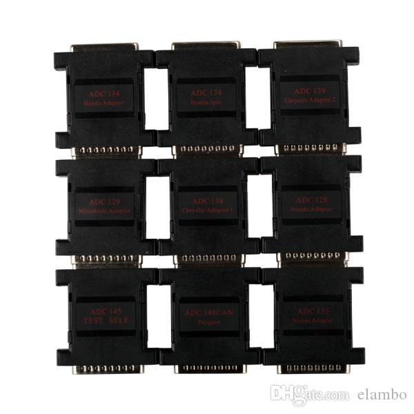 Professional Universal Car Key Programmer T300 Newest version T300 Auto Transponder Key Decoder T-CODE T300 English or Spanish