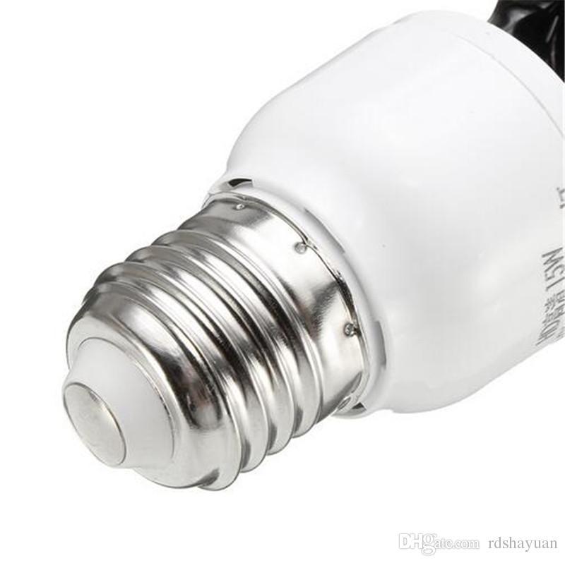 15W 40W E27 UV Sterilizers Light Bulb Spiral Violet Ultraviolet Germicidal Lamp AC110V-127V Stage Performances Lighting