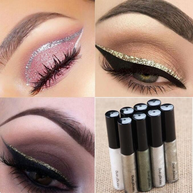 how to make liquid eyeliner without eyeshadow
