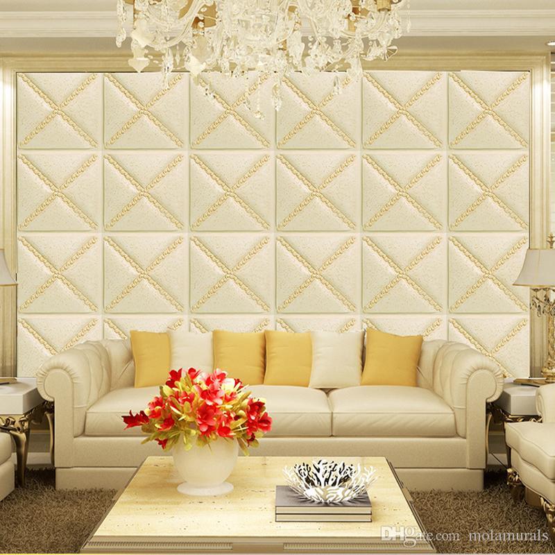 Photo Fashion 3d Wall Mural Morden Style Durable Textile