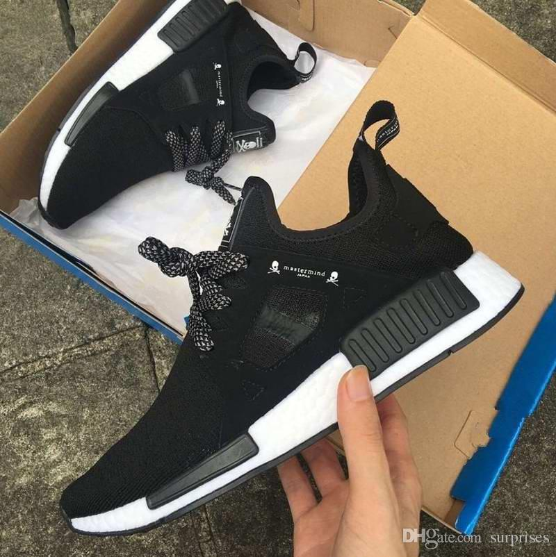 On Foot Look at the adidas NMD XR1 Primeknit Glitch Camo