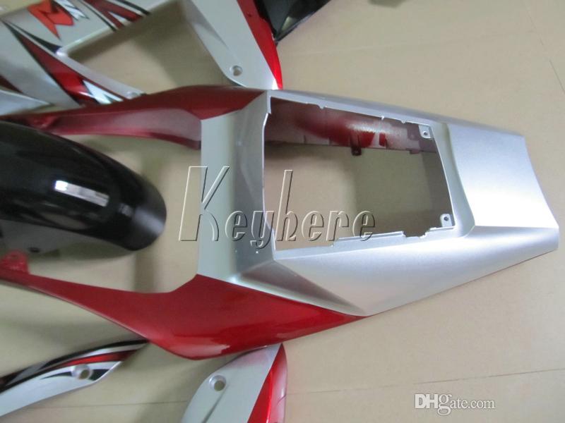 Kit carena in plastica Yamaha YZF R1 02 03 carenatura bianco rosso nero YZF R1 2002 2003 OI13