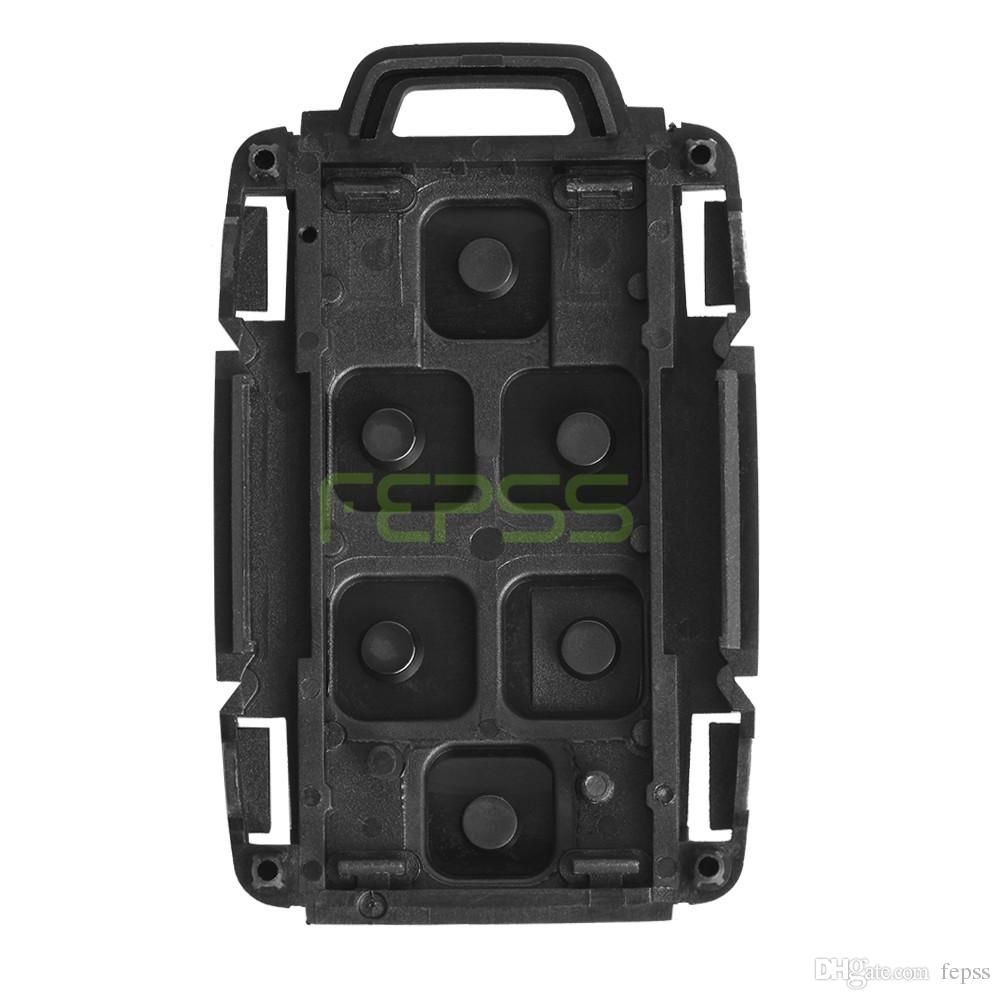 New smart remote control key shell instead of for 4 button Chevrolet colorado silverado FCC ID:M3N-32337100
