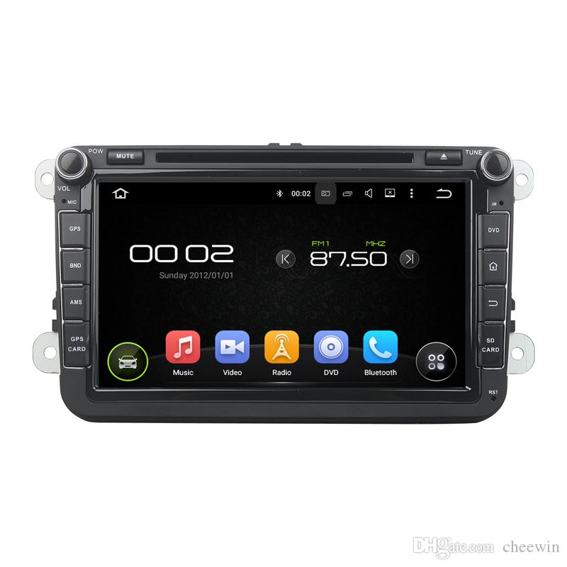 8inch Andriod 5.1 Car DVD player for VW Magotan with GPS,Steering Wheel Control,Bluetooth, Radio
