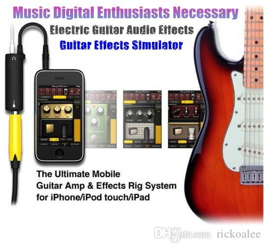 2018 new high quality rig guitar link audio interface amp multimedia rig system guitar effects. Black Bedroom Furniture Sets. Home Design Ideas