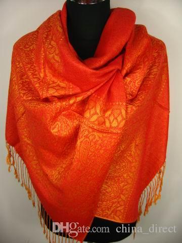 Jacquardscarf Shawl Wrap SCARF scarves Scarf OF COLOR #1921
