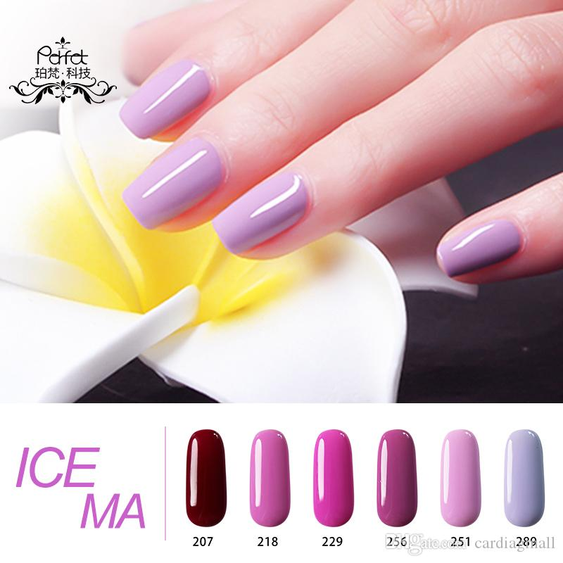 Factory Private Label Nail Gel Uv Led Color Gel Polish High Quality ...